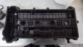 Замена прокладки клапанной крышки (mazda6 двигатель LF)