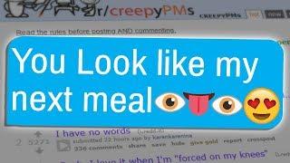 Losers Read r/CreepyPMs