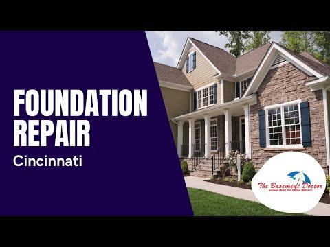 Foundation Repair Ad | The Basement Doctor of Cincinnati