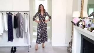 How To: Style A Floral Dress | Trinny