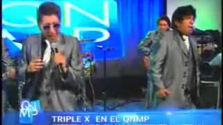 GRUPO TRIPLE X 2019 - VETE DE AQUI - EXITO 2013 (en vivo QNMP)
