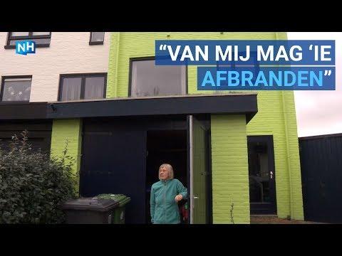 Foknl Nieuws Bewoners Boos Om Groen Huis Den Helder