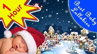 LULLABIES Baby Music Jingle Bells Christmas Baby Lullaby Song Santa Visits Christmas Town Lullabies