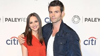 EXCLUSIVE: Daniel Gillies Talks Beautiful Wife Rachael Leigh Cook And If Theyll Have More Babi…