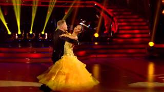 Nicky Byrne & Karen Hauer - Waltz - Week 1 - Strictly Come Dancing 2012