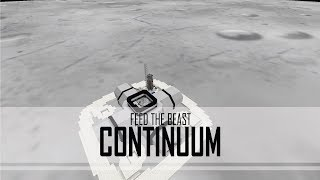 FTB Continuum - 44 - WE GET SATELLITES IN SPACE - Most