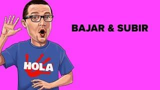 Bajar & Subir  Spanish Tidbit #10