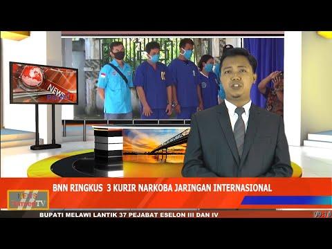 Tiga Kurir Narkoba Jaringan Malaysia Diringkus BNN Kalbar