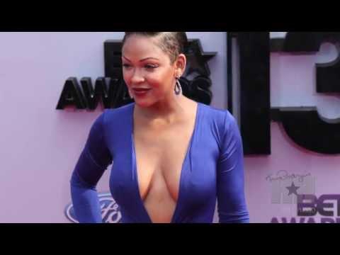 Meagan Good Flaunts Her Goods At BET Awards - HipHollywood.com