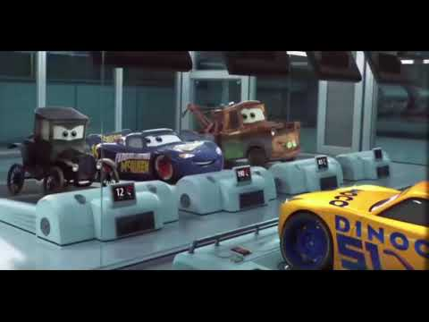 Disney Cars 3 NEW TRAILER   Next Generation Racer HD
