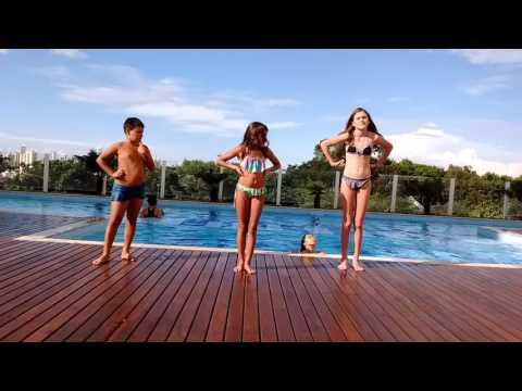 Segunda parte desafio da piscina
