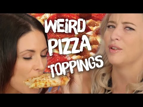 8 More Weird Pizza Toppings (Cheat Day)