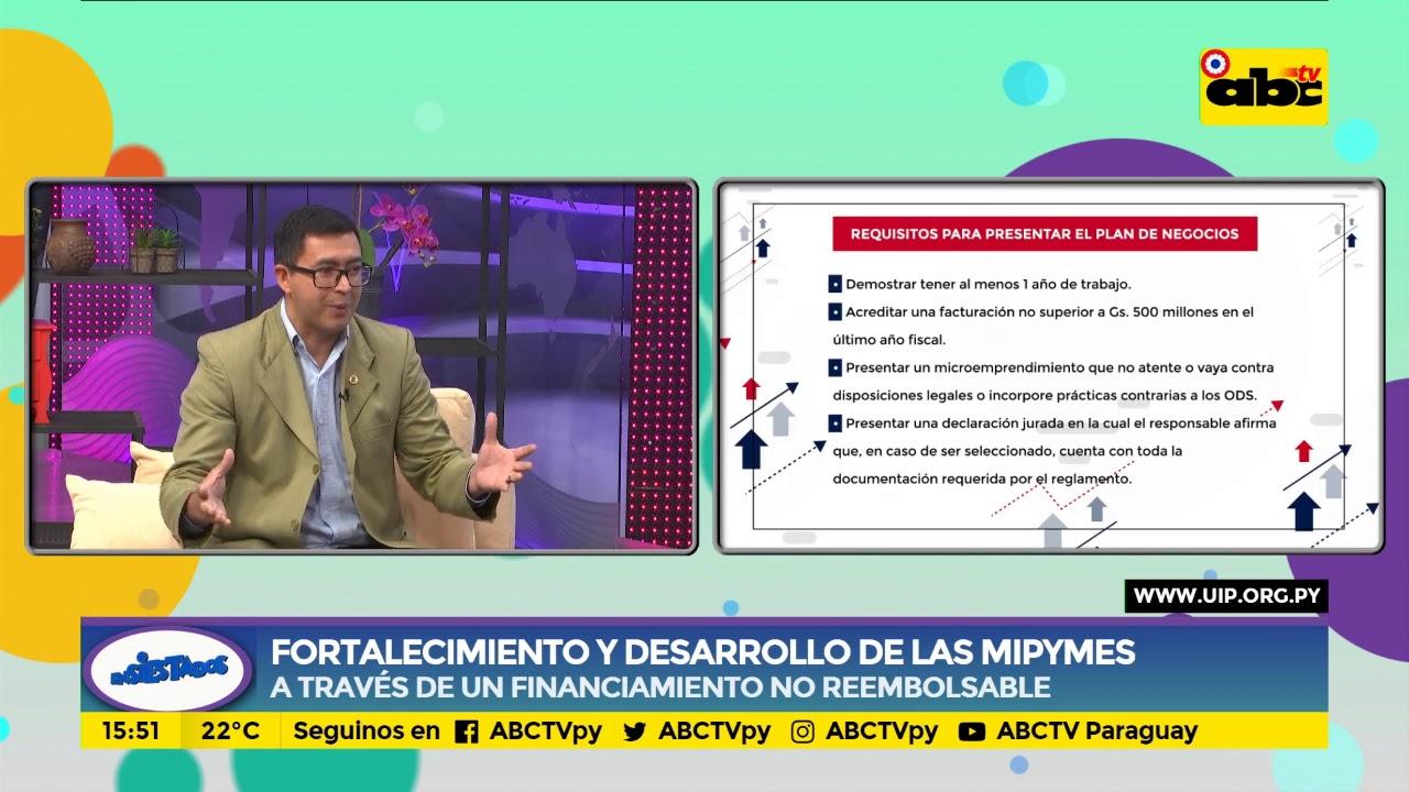 """""""Fortalecimiento y Desarrollo de las Mipymes"""""""