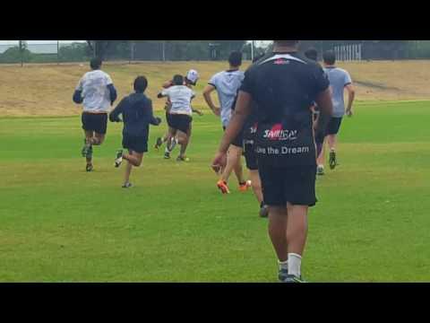 Player Profile - Santi Bonasso. Academy Member 2017