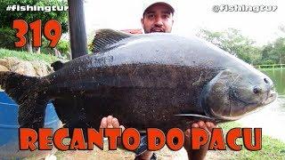 Programa Fishingtur na Tv 319 - Pesqueiro Recanto do Pacu