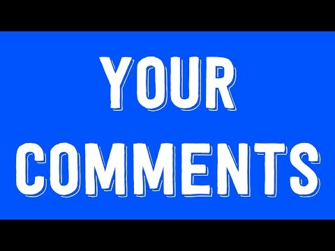 Your Comments: God, Logic, & Being Famous