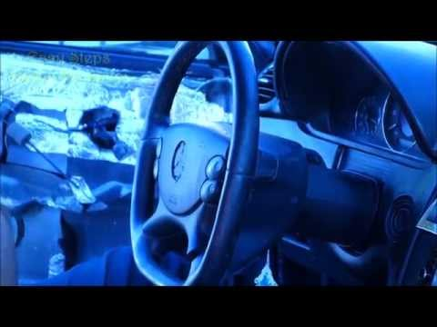 How To Change Flat Bottom Steering Wheel on a Mercedes CLK Class | W209 | C209