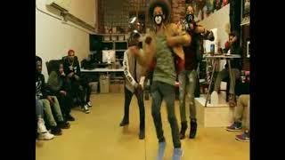 Dizo Last - Tsikizo ft. Bushali #Ayo_Teo_hit_it(Dance_cover)