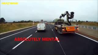 UK Bad Drivers + Motorway Morons 2018 #16