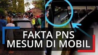 Fakta-fakta PNS Solo Mesum di Parkiran Mal Paragon, Jok Belakang Mobil Dimodifikasi Pakai Kasur