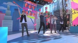 '24/Seven' - Big Time Rush en vivo.