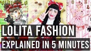 LOLITA FASHION EXPLAINED In 5 Minutes