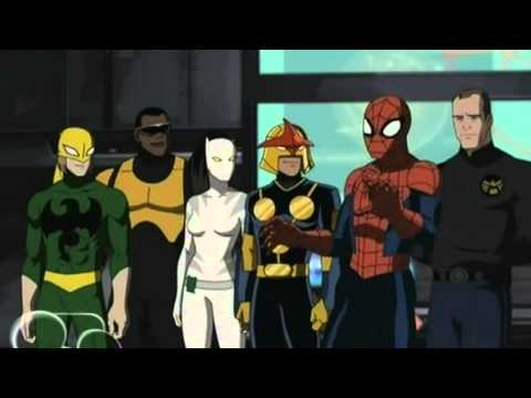 Spiderman: The Ultimate Villain Showdown online