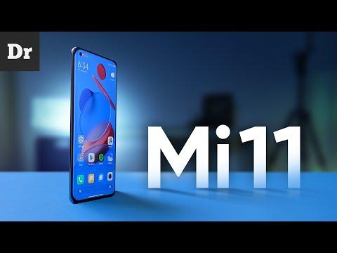 ОБЗОР Xiaomi Mi 11: тест Snapdragon 888