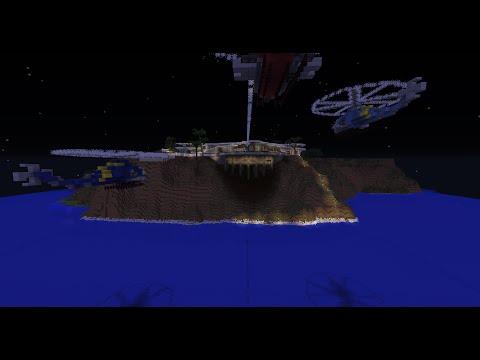 Minecraft Tony Stark House 4 5
