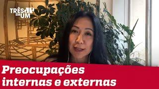 Thaís Oyama: A impaciência dos militares com Bolsonaro é crescente