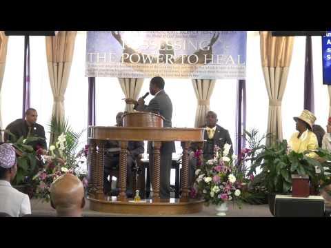 Apostolic Preaching – Shoot the Arrow (Conference 2014)