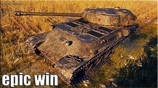 ИС-М ТАЩИТ БОЙ 🌟 СОВЕТСКАЯ БРОНЯ 🌟 World of Tanks лучший бой на тт 8 уровень
