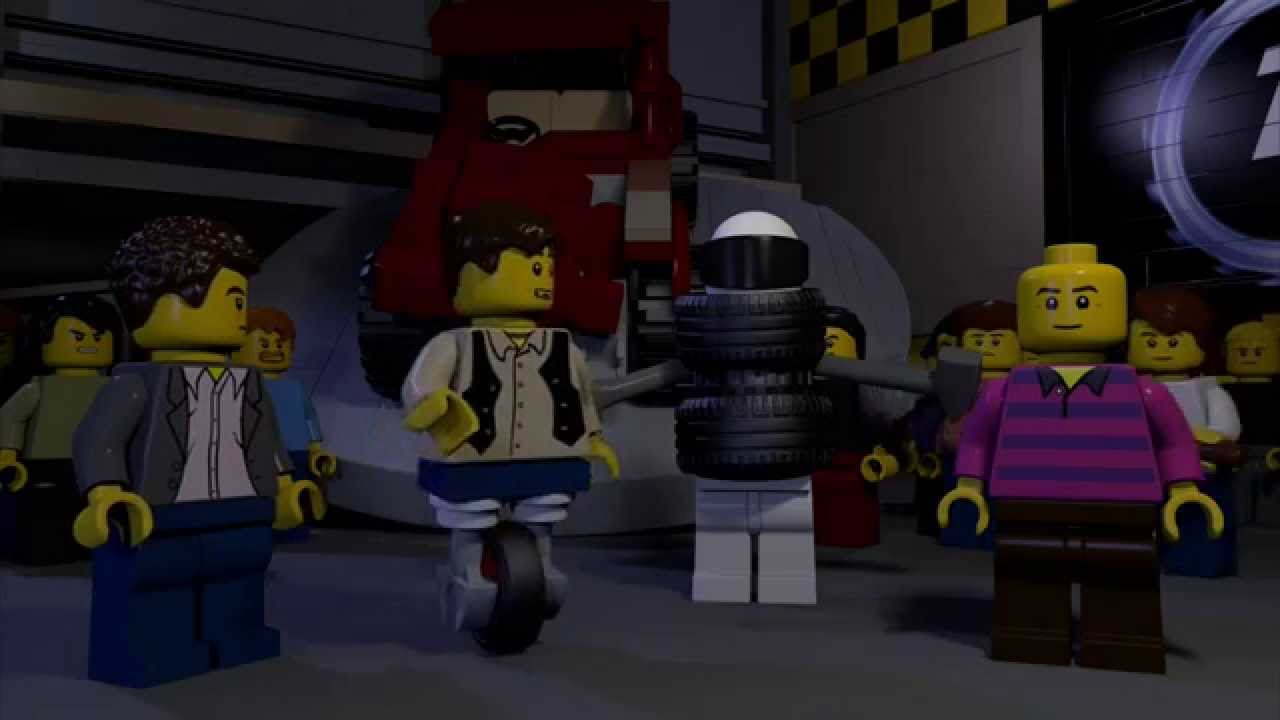 Watch A Trailer For Top Gear Season 22 Made Entirely Out Of LEGO Animation
