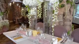 """Свадебный банкет в ресторане """"ANDREA'S"""""""