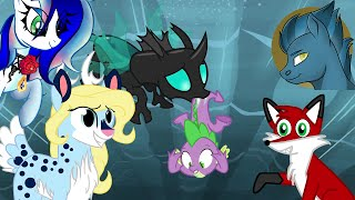 """Let's Talk: """"Times are a Changeling"""" (Feat. Sapphire Heart Song, Tricky Fox and Freedom Flash)"""