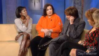 Clay Aiken on The View (2006)
