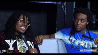 Migos x Audiomack Interview