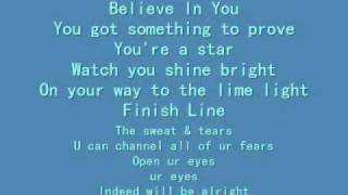 Dreamer by chris brown lyrics