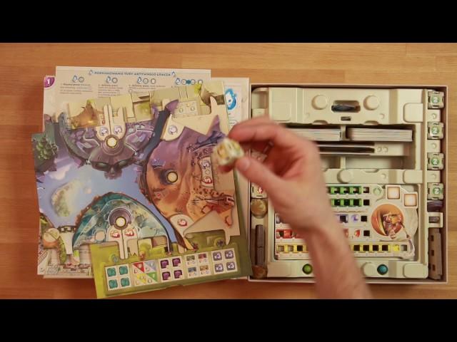 Gry planszowe uWookiego - YouTube - embed A7aZgJKws-Q