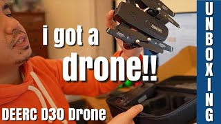 Is DEERC D30 Drone with Camera 1080P worth it?