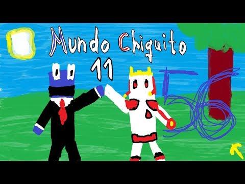 Mundo Chiquito 11 - Ep 56 - Transportador de nanianos -