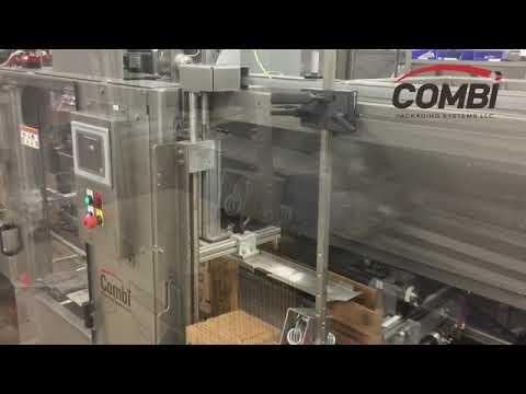 Formadora de cajas con Hot Melt 2-EZ HS HM a 30 CPM