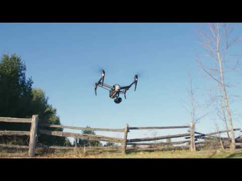 The Digital Circuit - Testing the new DJI Inspire 2 Zenmuse X5S