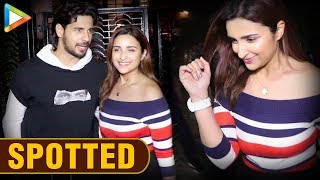 Siddharth Malhotra, Parineeti Chopra, Katrina Kaif & others @Soho House, Juhu