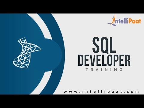 SQL Developer Tutorial | Microsoft SQL Developer YouTube Video ...