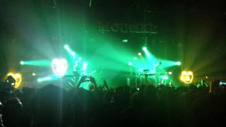 Disclosure - Voices / Whats in your head / Confess to me ( Guadalajara Feb 2014 )