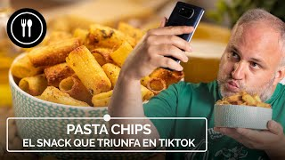 PASTA CHIPS, el snack que triunfa en TikTok