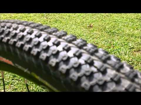 Kenda Tomac Series Small Block 8 tire review
