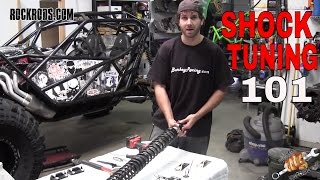 OFF ROAD SHOCK TUNING 101 - Rock Rods Tech