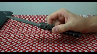 CRKT M21 Aluminum Folder (M21-04) - відео 1